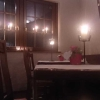 Tisch zur linken