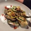 Tortelloni vom Pfifferling mit Artischocke