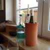 Fensterbank/Getränke