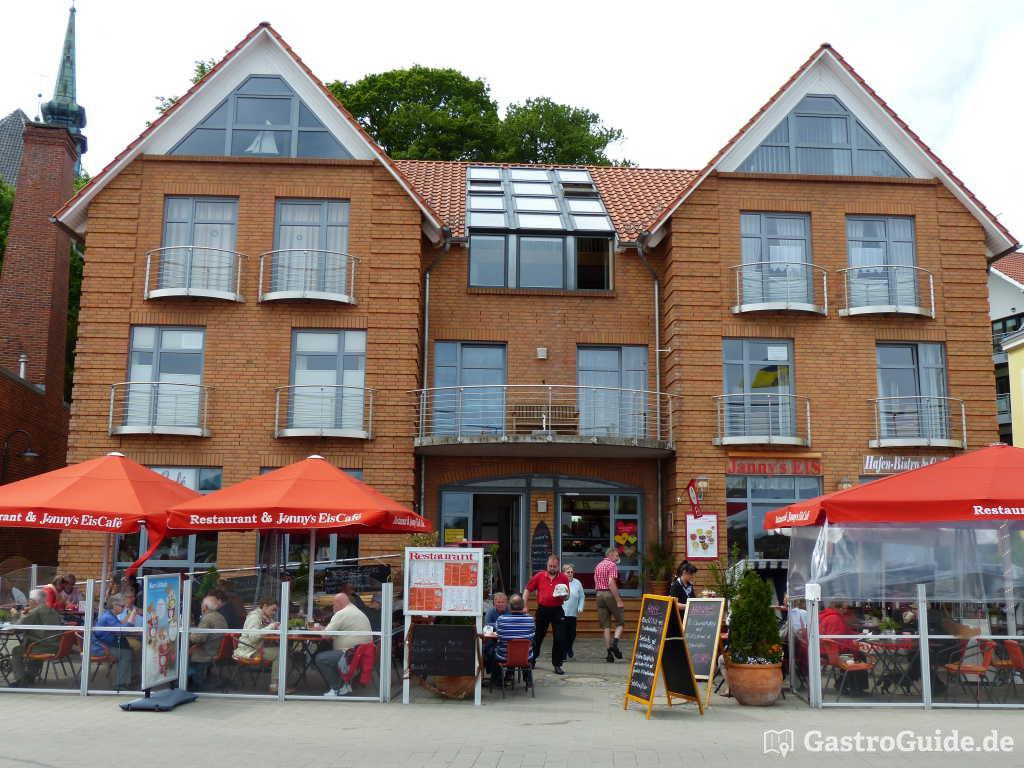 janny 39 s eis restaurant komb se restaurant bistro eiscafe in 24376 kappeln. Black Bedroom Furniture Sets. Home Design Ideas