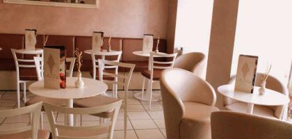 Fotoalbum: Eiscafe aussen/innen