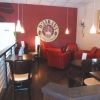Hinterer Cafébereich