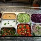 Foto zu Pizza & Kebaphaus Antalya: Frisches Gemüse