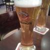 Baltika Bier im Erdinger Weizen-Glas