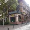 Das Eckhaus mit dem Restaurant