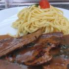 Foto zu Altes Pastorat: Kalbsleber und Pasta
