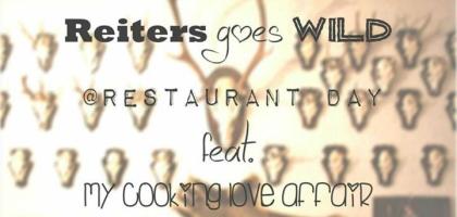 Fotoalbum: Reiters goes WILD@Restaurant Day feat. My cooking love affair