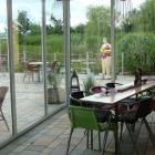 Foto zu Café am See: Blick Richtung See