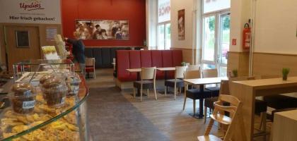 Bild von Café Bäckerei Lange im OBI