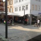 Foto zu Venezia: Blick zum Eiscafe