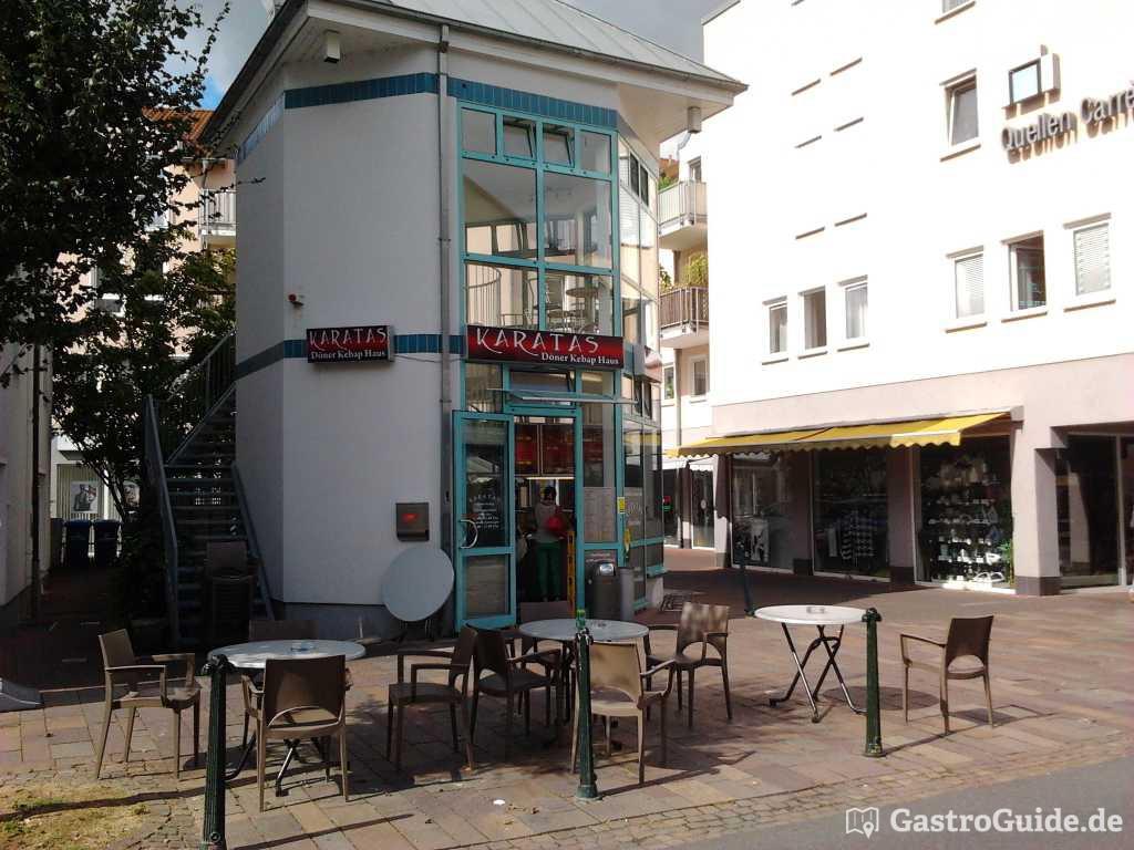 Döner Kebap Haus Karatas Schnellrestaurant, Imbiss in 61118 Bad Vilbel