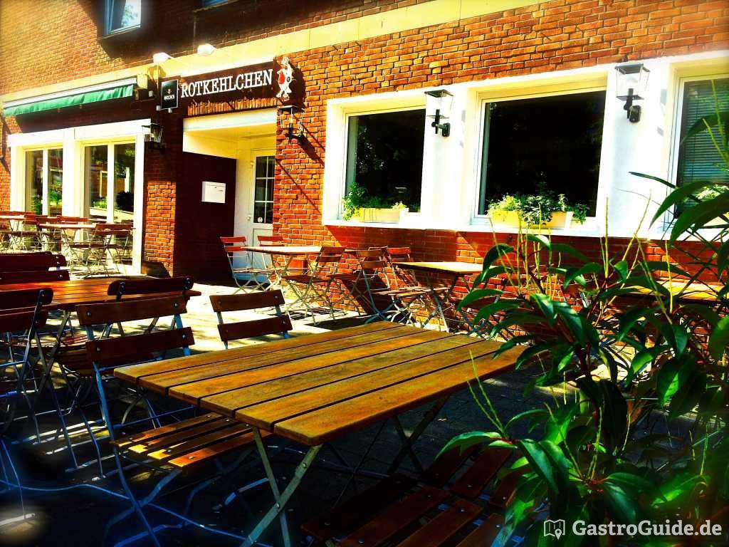 Rotkehlchen Wohnraum Mit Kuche Bar Restaurant In 48143 Munster