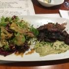 Foto zu Holstein's Bistro: 9.10.19/Rotwurst mit Feigen gebraten