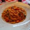 Spaghetti Napoli nach Art von Frank Rosin