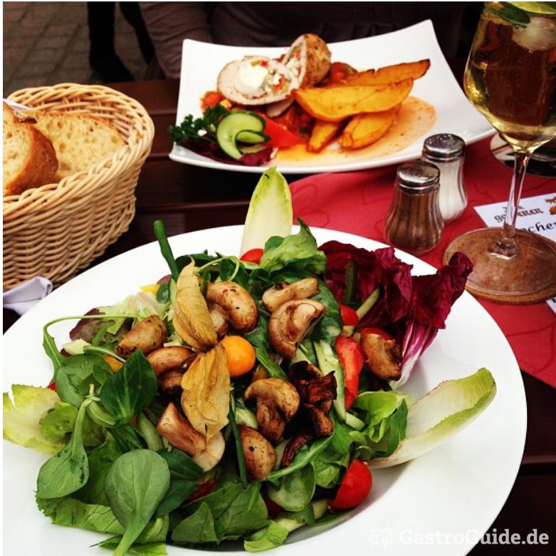 Zum Goldenen Hirsch Restaurant In 67346 Speyer