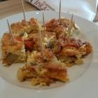 Foto zu Restaurant Lauterecker Toskana: Gruß aus der Küche