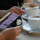 Foto zu Kirschencafe: selbstgebackene Kuchen und Torten