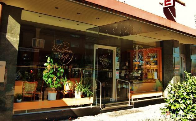 Caf zeilfelder cafe in 68199 mannheim neckarau for Mittagstisch mannheim