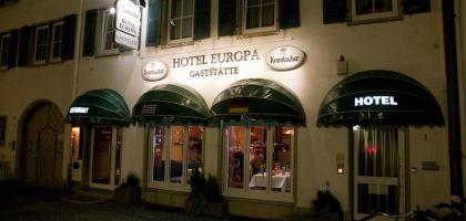 Bild von Hotel Europa Gaststätte