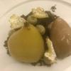 Stoofpeer / Schokolade / Topinambur / Sonnenblumenkerne
