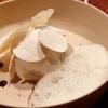 Parmesan Aubergine Champignon, alter Balsamico