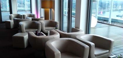 Bild von Deck 8 / Die Bar im Atlantic Hotel Kiel