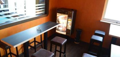 Fotoalbum: Smokers Lounge