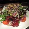 Herbstlicher Salat