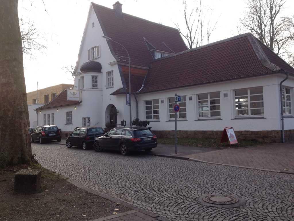 . Restaurant Franz Ferdinand Restaurant  Cafebar  Biergarten in 44791