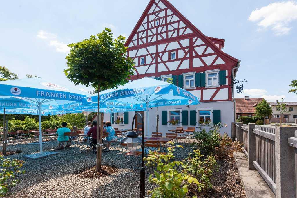 Bild zur Nachricht von Wirtshaus am Markt