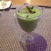 Gruß aus der Küche - Zucchini Espuma