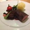 Filet vom irischen Herefond-Prime-Rind und Zupffleisch von der Backe