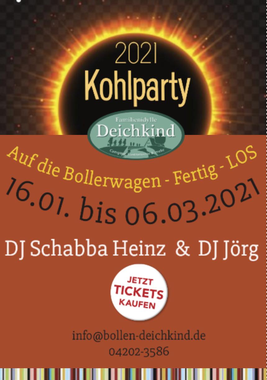 Kohlparty 2021
