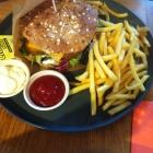 Foto zu Finca & Bar Celona: Falafel Börger
