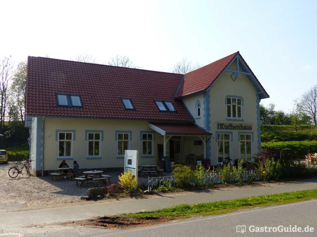 Das Kuchenhaus Cafe In 24864 Brodersby