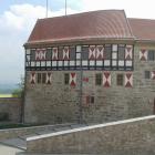 Foto zu Burg Cafe Scharfenstein: 1209 ermalig urkundlich erwähnt