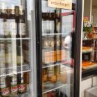 Foto zu Burg Cafe Scharfenstein: Getränke in Selbstbedienung