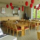 Foto zu Burg Cafe Scharfenstein: Inneneinrichtung