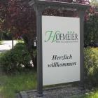 Foto zu Landgasthof Hofmeier: Herzlich willkommen