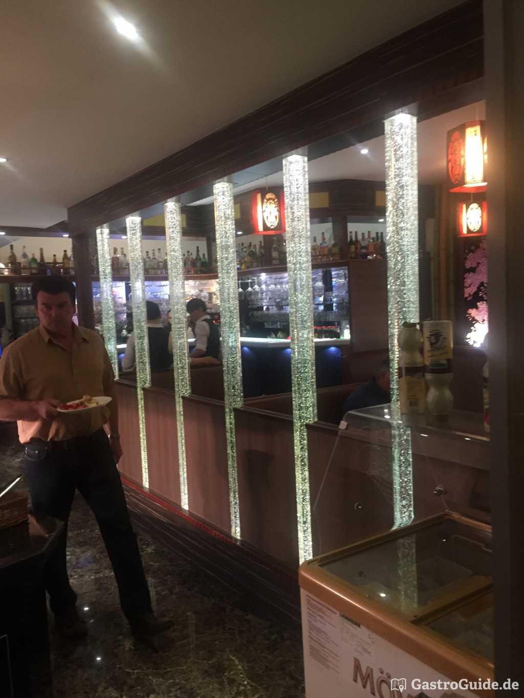 Asia Garden Restaurant Lieferdienst Sushibar Gaststätte In 85521