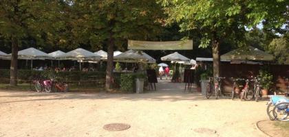 Bild von Sommercafé am Palaisteich