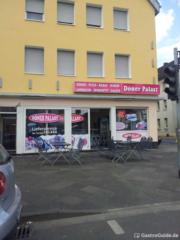 Döner Palast Imbiss Pizzeria In 41199 Mönchengladbach