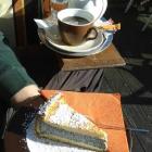 Foto zu Café Melange: haugemachter Kuchen