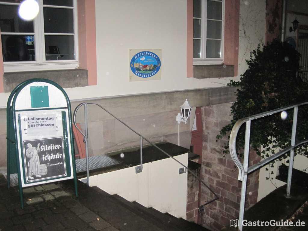 Zur Klosterschänke Luisenschule Restaurant in 36251 Bad Hersfeld