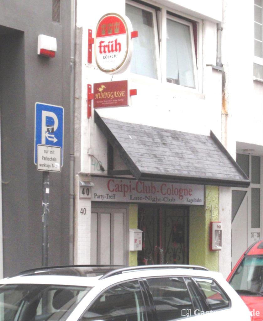 Caipi-Club-Cologne Bar in 50676 Köln