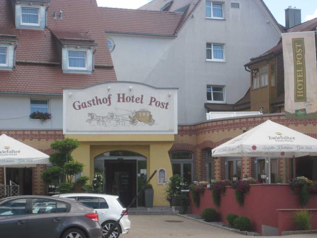 Hotel Post Hotel Tagungshotel Gasthof Festsaal In 89150