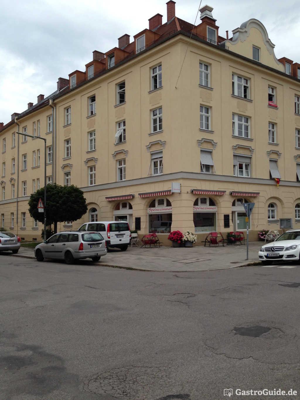 Speisezimmer Biorestaurant Schnellrestaurant Bistro In 80689