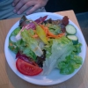 Beilagensalat zum Hauptgericht