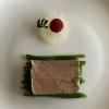 Foie gras I Holunderblüte I Bohnen I Brioche