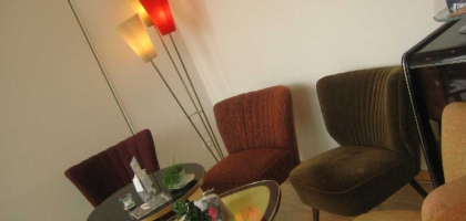 Bild von Cafe Wohnzimmer